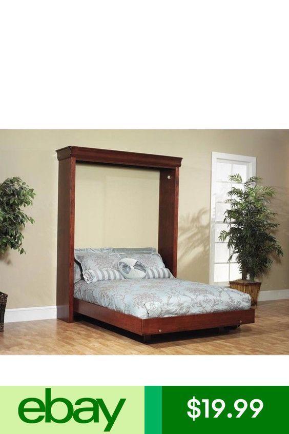 Diy Plans Ebayother Beds Mattresses Home Garden Murphybedplansqueen Hideaway Bed In 2018 Pinterest Planurphy