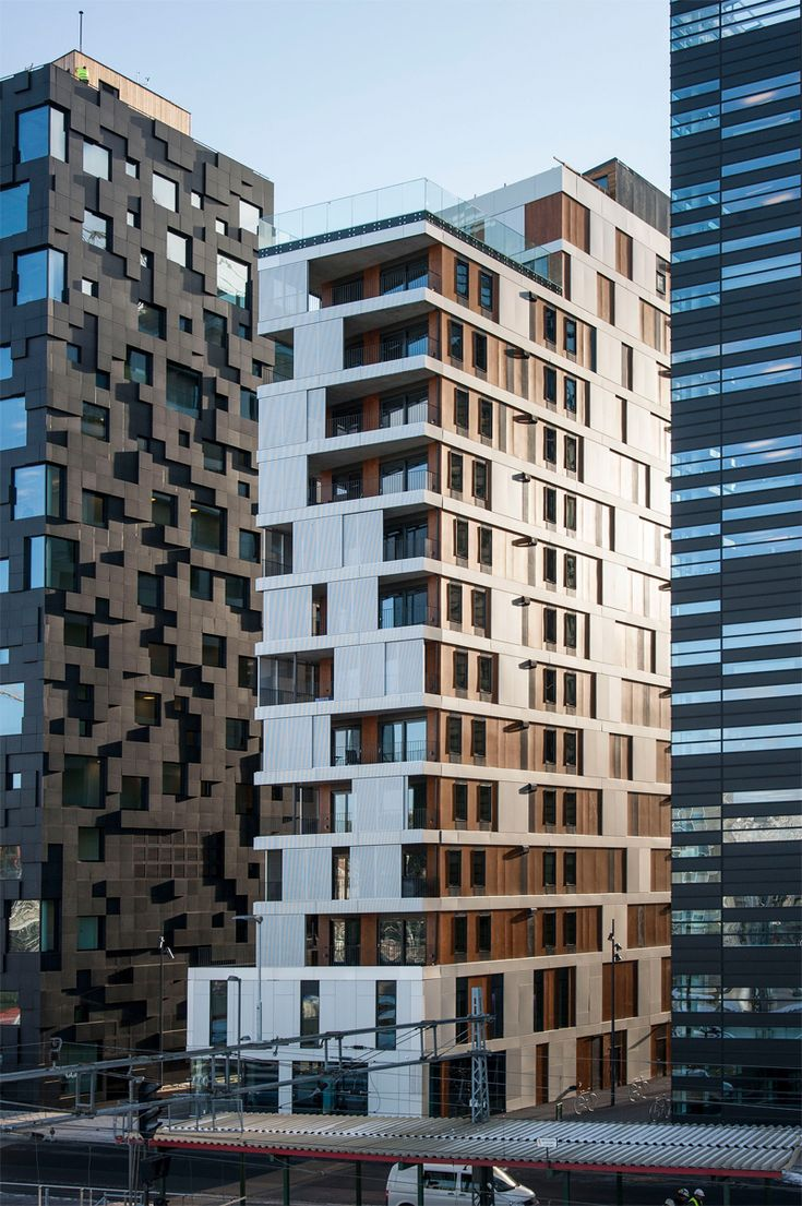 MAD Building by MAD Arkitekter