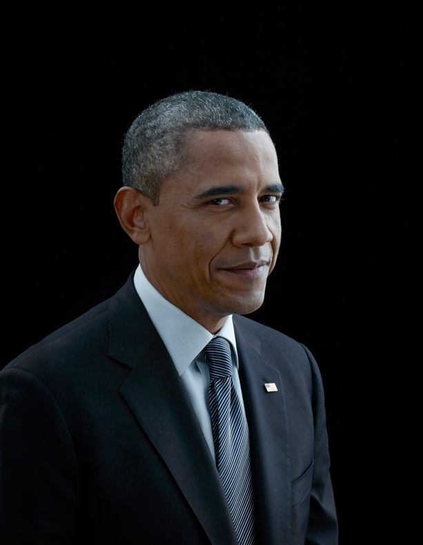 Barack Obama is the 44th and current President of the United States, and the first African American to hold the office.