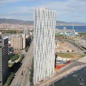 Torre Telefónica Diagonal ZeroZero by EMBA