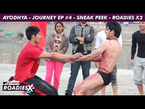 Ayodhya Journey Episode #4 Sneak Peek MTV Roadies X2 | Roadies Season 12 Full Episodes, Webisodes, Miniclips, Sneak Peek