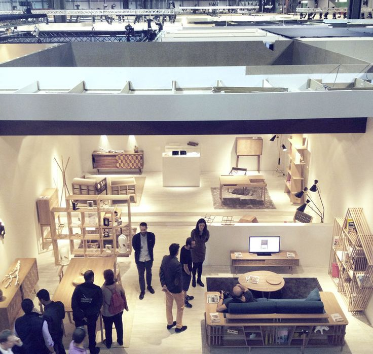 iSaloni 2015 Highlights — WEWOOD - Portuguese Joinery #milano #isaloni #salonedelmobile #italy #tradeshow #fair #wood #