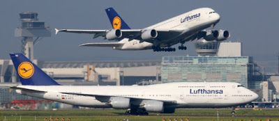 Online Newspaper's Club: Online travel agencies claim Lufthansa GDS charge ...