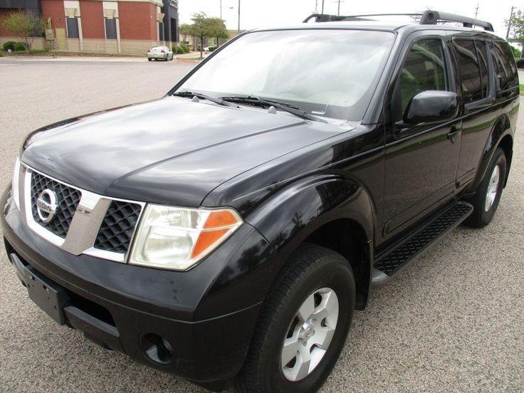 2005 Nissan Pathfinder SE $5999 http://www.ecarspro.com/inventory/view/9371538