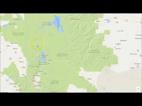 TODAY'S UPDATE Yellowstone Super Volcano M3 3 Earthquake Message To Trolls - YouTube