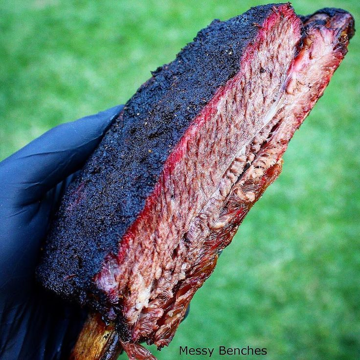 Another one of those monster beef ribs.