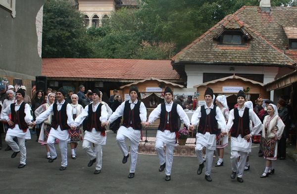 Ansamblul Dorulețul/Romanian Ensemble Dorulețul