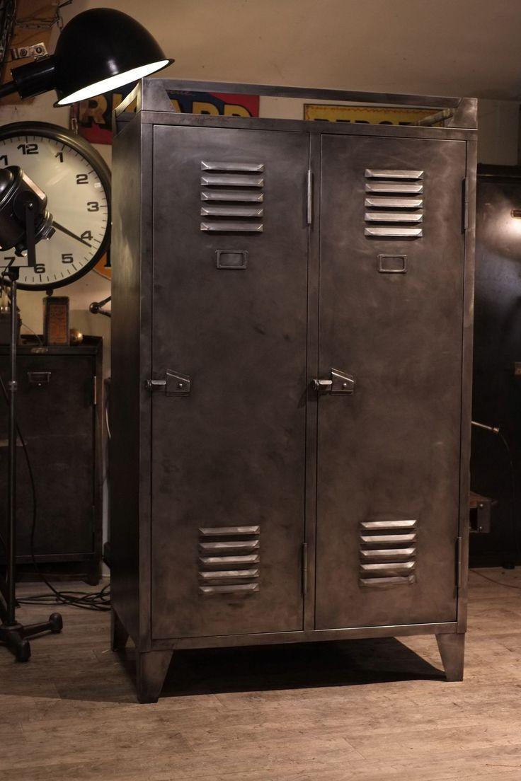 meuble indsutriel ancien deco loft