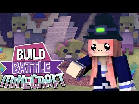 Halloween Build Battle Minecraft