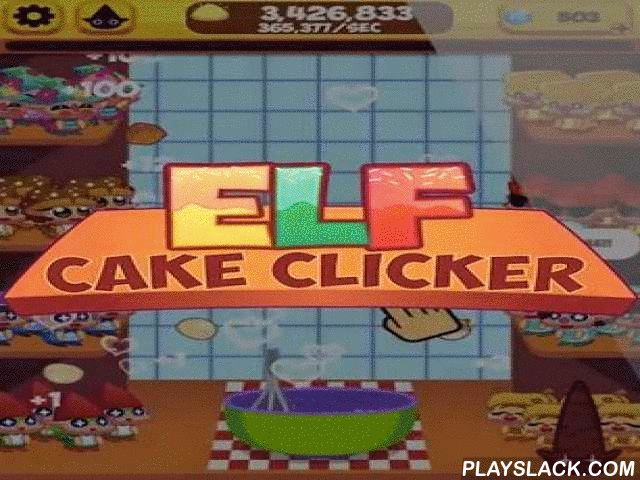 Elf Cake Clicker: Sugar Rush. Elf On The Shelf  Android Game - playslack.com , support many attractive tiny elves that make different acid-tasting blocks on your room. You're incredibly fortunate, your room shelves and cupboards now dwell an enormous amount of attractive elves. And the all-important situation is that they adore you and cook incredible blocks! support them, tap the screen as swift as you can and gather all of the components like butter, foodstuff, sugar, foodstuffs, freeze…