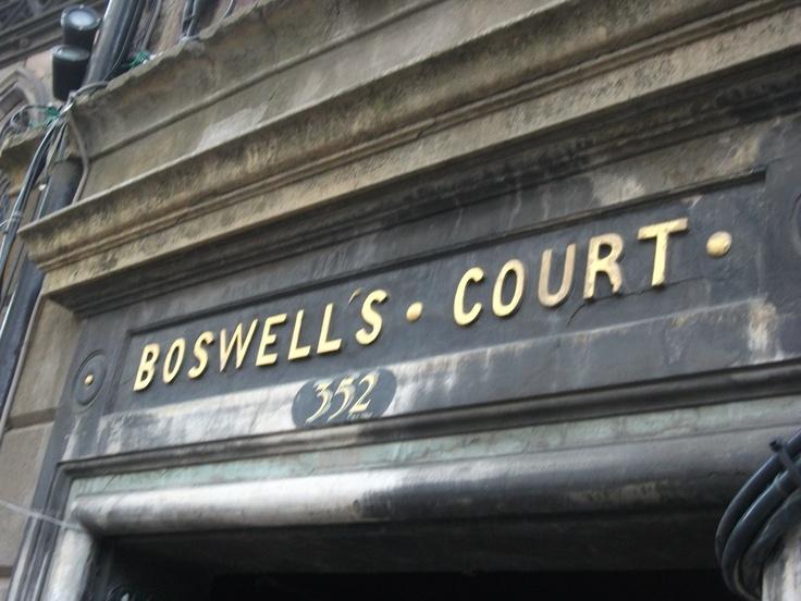 Boswells Court