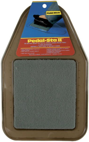 Deal of the Week: Purchase a Pedal Sta II Sewing Machine Pedal Pad at 35% off!