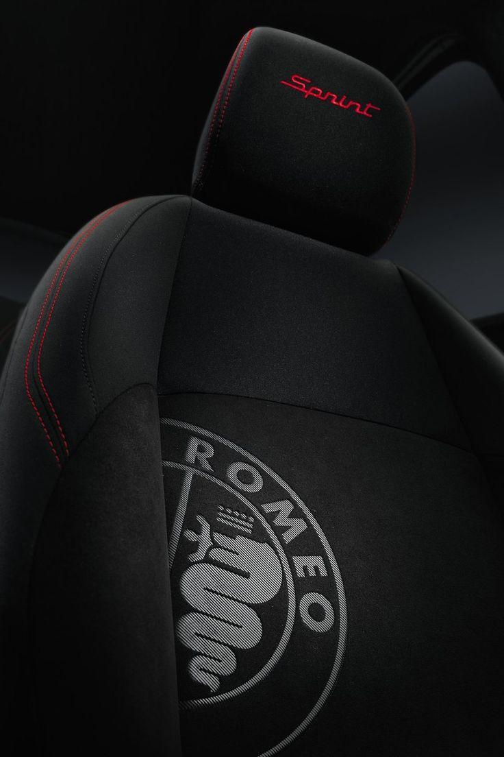 Alfa romeo giulietta 2015 sprint seat