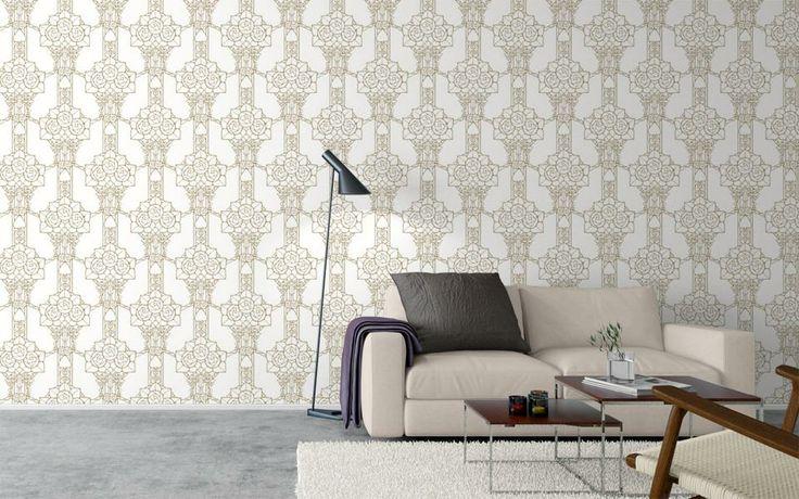 Art Noveau Wallpaper