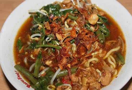 Resep Mie Kangkung Enak - Resep Masakan Indonesia
