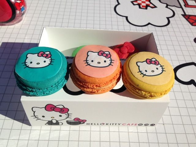 macarons-hello-ketty