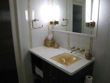 Elegant Vibrant French Gold 2Handle Widespread WaterSense Bathroom Faucet
