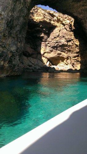 Scorcio della Crystal Bay - #Gozo, #Comino e #Malta