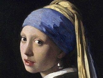 Belli, bellissimi orecchini di perla...