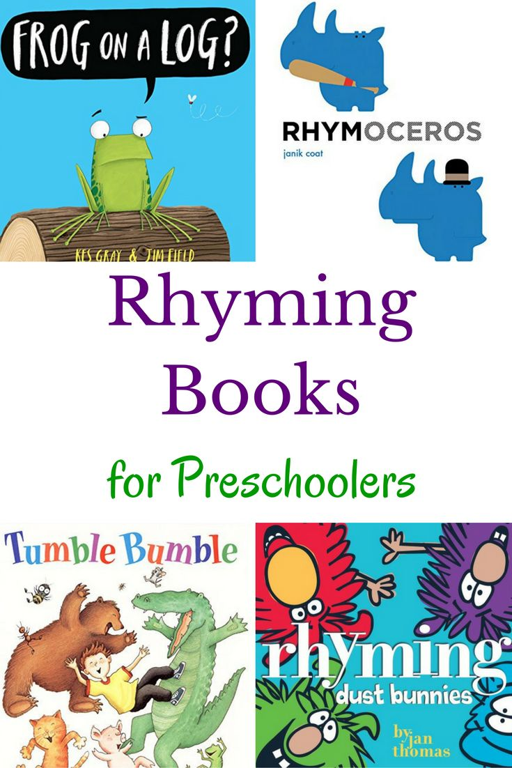 not to be missed rhyming books for preschoolers