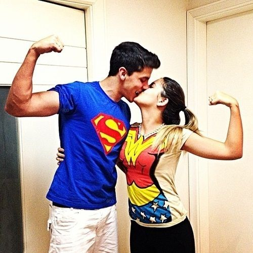 Super couple! Haha yeass that's what i'll be one day