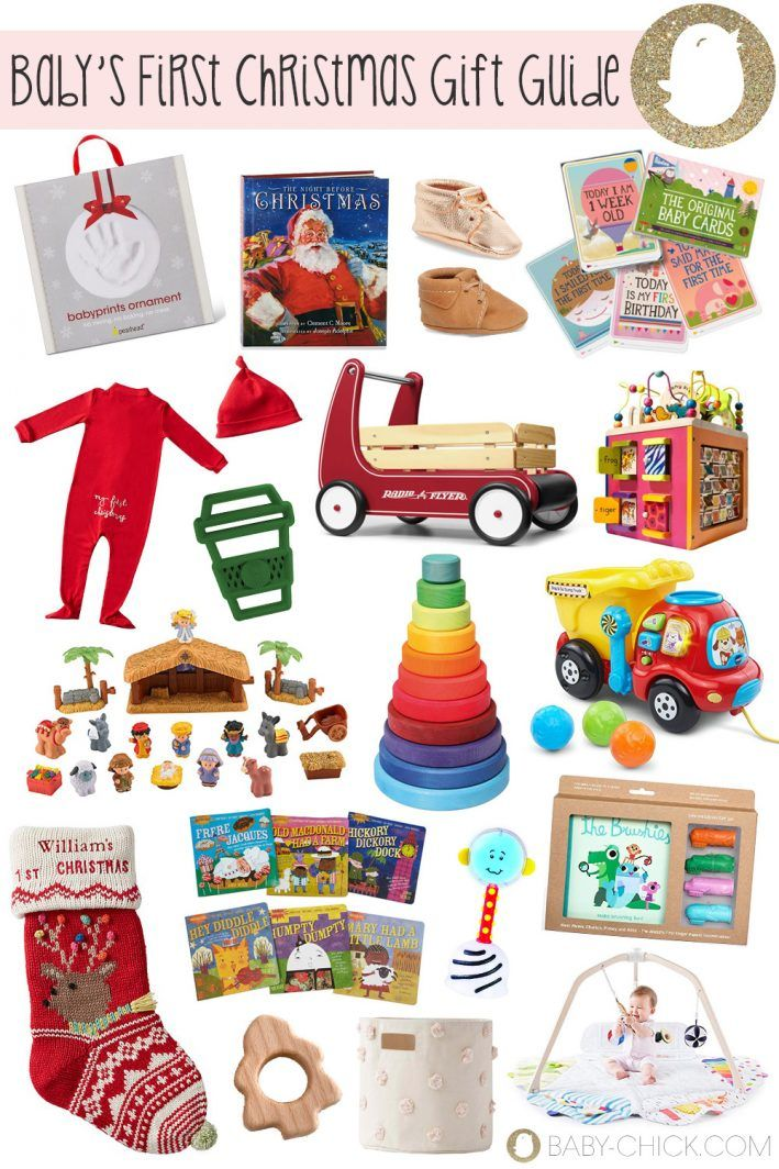 Baby S First Christmas Gift Guide Baby Christmas Gifts Baby S First Christmas Gifts Baby Christmas Gift Guide