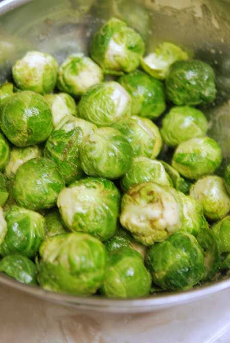 Clean Eating Recipes | Clean Eating Brussels Sprouts