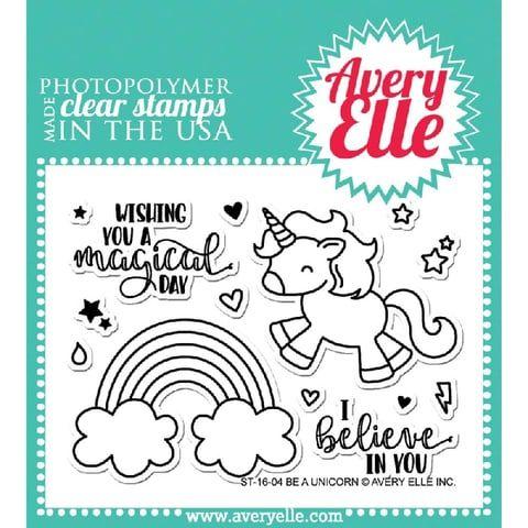 Leimasetti, Avery Elle, Be A Unicorn - 8,90 €