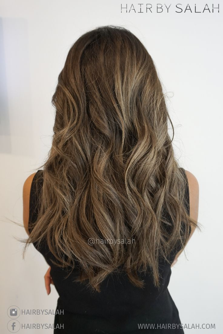 Soft Bronze Bronde Balayage By Salah Hair Haircolour