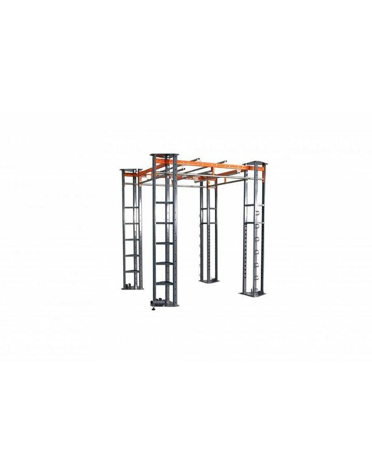 Functional rack Small Orange frame/Orange top  Description: Het Lifemaxx Functional Rack is een multifunctioneel rek welke op vele manieren ingezet kan worden voor een inspirerende en effectieve fitness ervaring. Het Lifemaxx Functional Rackis geschikt voor atleten van alle niveaus en is ideaal voor individuele training Personal Training sessies en Small Group Workouts. Het Lifemaxx Functional Rackspeelt in op de nieuwste trends en ontwikkelingen op het gebied van Functionele Training. \\n…