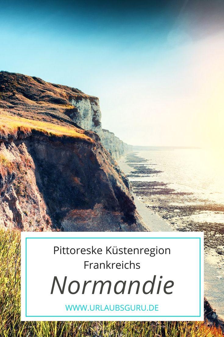 Die pittoreske Küstenregion Normandie stellt sich vor! Vielleicht verbringt ihr hier euren nächsten Frankreich Urlaub?