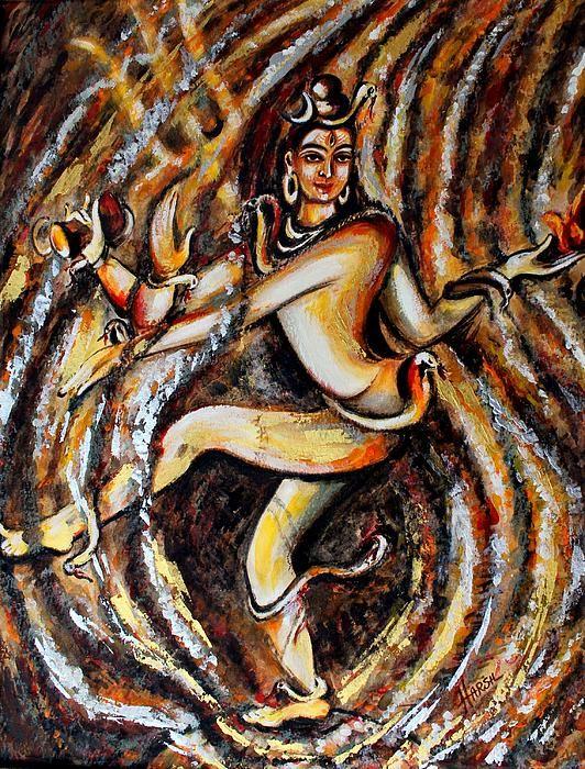 Shiva Tandava! Lord of bliss!!!