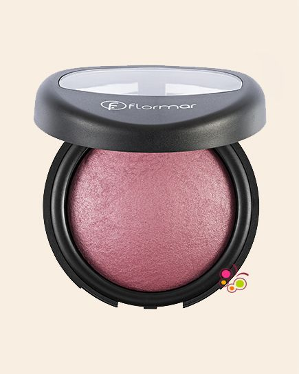 FLORMAR Terracotta Blush On Allık 040 Shimmer Pink