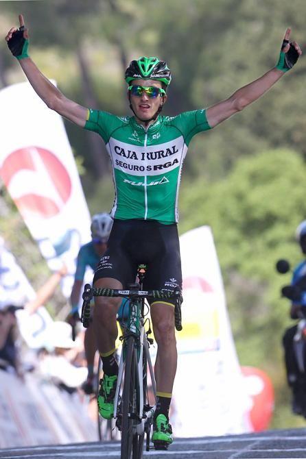Pello Bilbao (Caja Rural) takes the stage 6 win in Turkey (Tim de Waele/TDWSport.com)