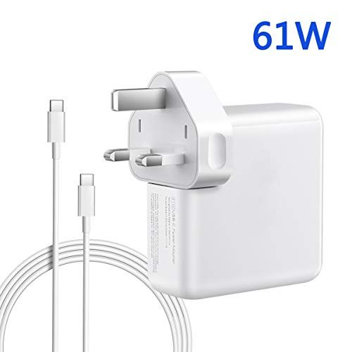 NETPER 61W USB C Power Adapter Compatible With Macbook Pro