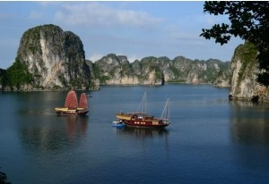 Northern Vietnam is an interest area to adventure. Only this tour you can learn of Ha Noi with long time history and beautiful landscapes. Ha Long Bay is a destination for visiting should not miss to spectacular world nature heritage. Spending night on board is an interesting experience to enjoy sunrise and sunset on board between the islands on sea. More adventure of trekking Sa Pa is one of the wonderful feelings in the mountainous. only US$ 431