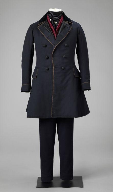 Suit 1840 Nasjonalmuseet for Kunst, Arketektur, og Design - OMG that dress!