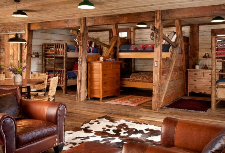 17 Best Images About Bunkhouse Ideas On Pinterest