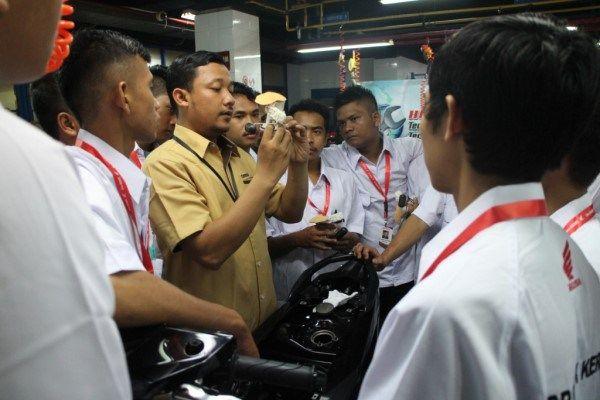 Astra Honda Siapkan Pengusaha Bengkel Unggulan melalui Program Youthpreneurship tahap lanjut