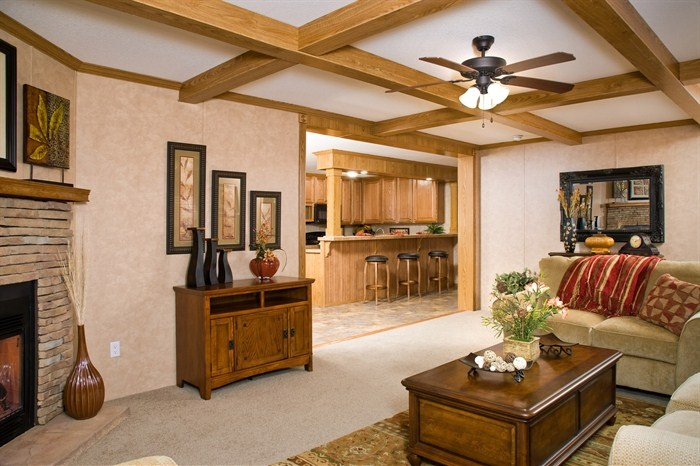 112 best images about family rooms on pinterest mobile - Clayton homes terminator 4 bedroom ...