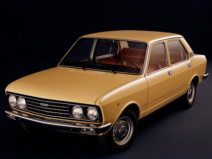 Fiat 132 1600 GL mkII