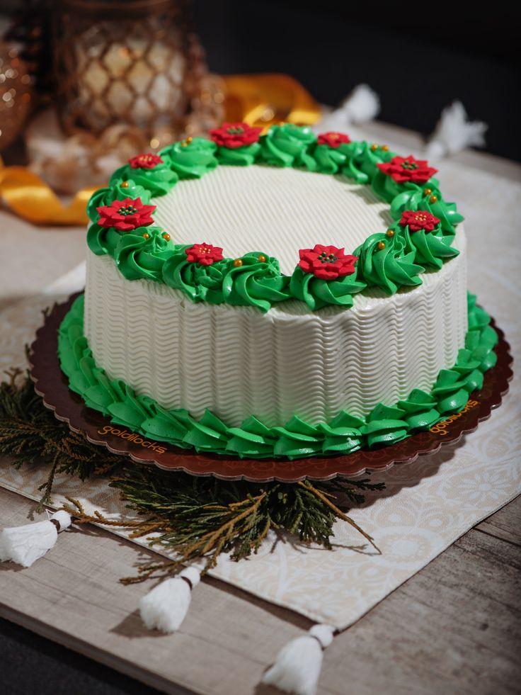 Let them eat cake holidaycake cake filipinofood