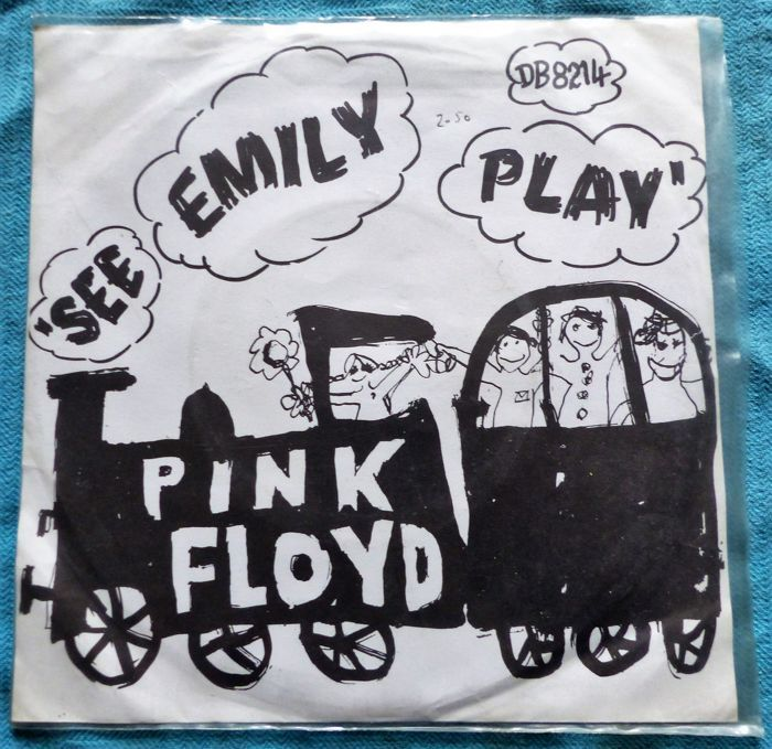 Catawiki online auction house: Pink Floyd - See Emily Play (Dutch pressing 1967)