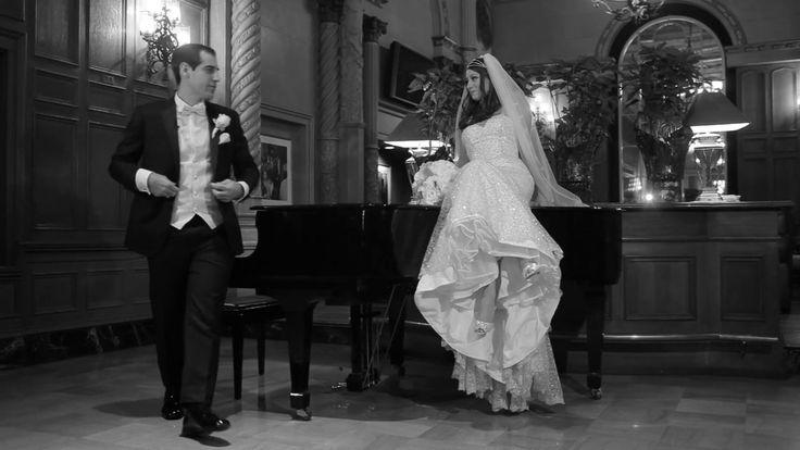 Greek Orthodox Wedding Video | Danielle + Panayiotis   Same Day Edit Wedding Video