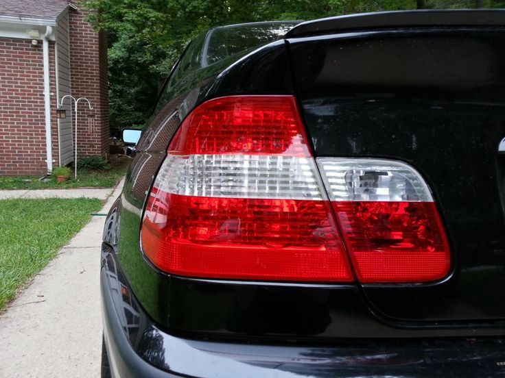 RCR tails... Stealth Bulbs? [Archive] - E46 BMW 330 ZHP For Sale ...