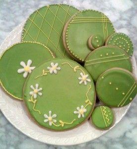 Royal Icing Cake Boss Bakeware