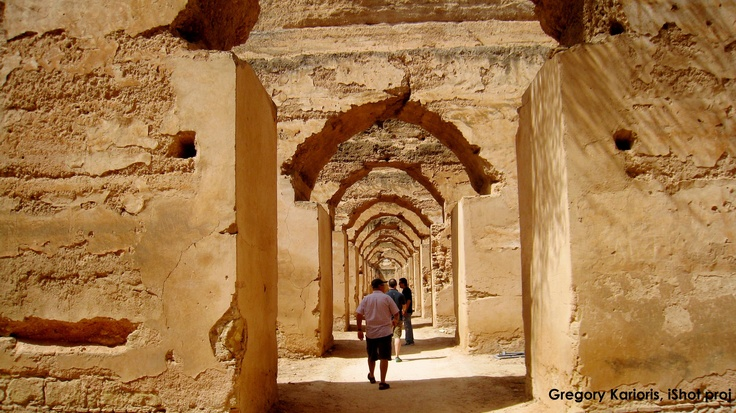 the Arch Passage in Morocco....by Gregory Karioris...see more @pack UR things.wordpress.com