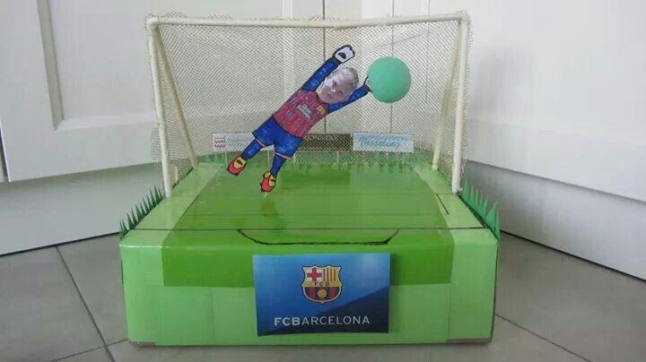 Voetbal surprise