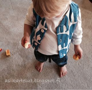 AS-kartelut: Lasten käännettävä liivi