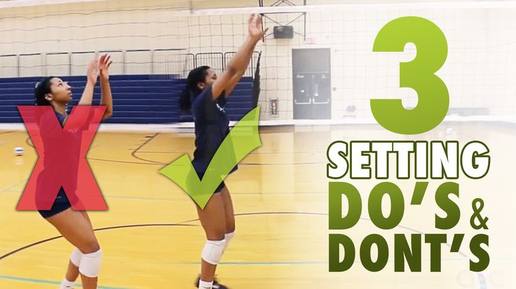For volleyball coaches: Check out these tips on the correct setting form from Penn State's Salima Rockwell